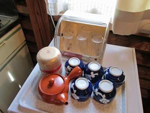 茶器セット(無料)